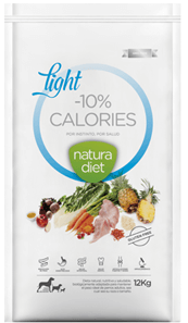 NATURA DIET, Light -10% Calories