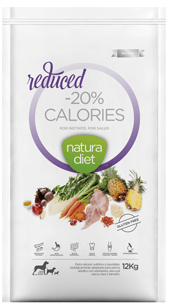 NATURA DIET, Reducted -20% Calories