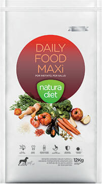 NATURA DIET, Daily Food Maxi