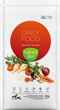 NATURA DIET, Daily Food