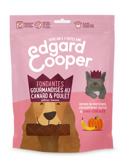 EDGARD COOPER, Gourmandises Canard & Poulet