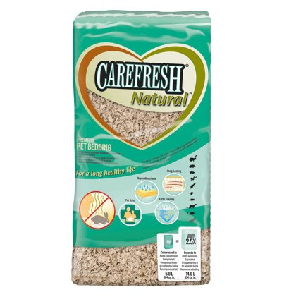 CareFresh, Litiére en fibres de bois