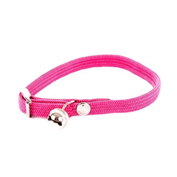 Collier Tubulaire Rose