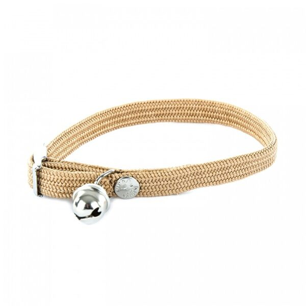 Collier Tubulaire Beige